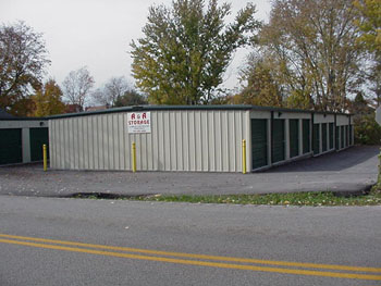 storage facility, London, Kentucky